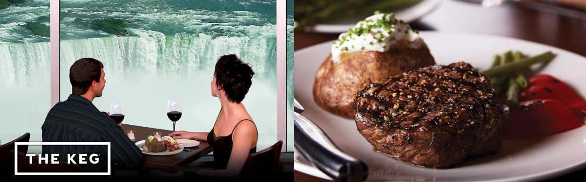 The Keg Steakhouse & Bar - Wyndham Garden Niagara Falls Fallsview
