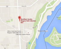Official Site Of Wyndham Garden Niagara Falls Fallsview Canada