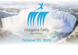 International Marathon Package - Wyndham Garden Niagara Falls Fallsview