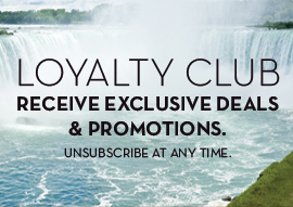 Loyalty Club - Wyndham Garden Niagara Falls Fallsview