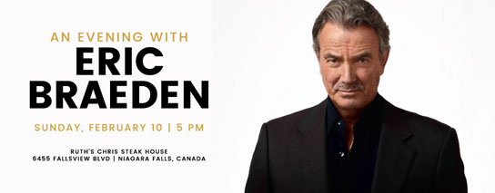 Wyndham Garden Niagara Falls Fallsview - An Evening with Eric Braeden