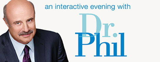 Wyndham Garden Niagara Falls Fallsview - An Interactive Evening With Dr. Phil McGraw - Silver Package