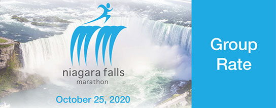 Wyndham Garden Niagara Falls Fallsview - International Marathon 2020 Package