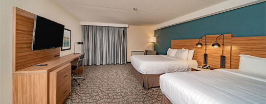 Wyndham Garden Niagara Falls Fallsview - 2 Queen Beds - No View - Tower B